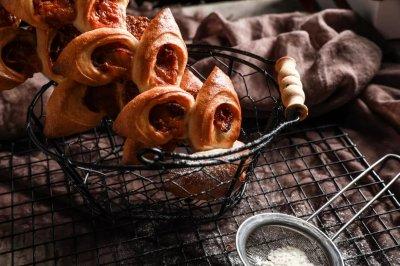 法式麦穗培根面包