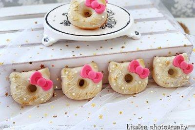 kitty椰香甜甜圈