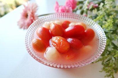 惊艳你的味蕾荔枝圣女果