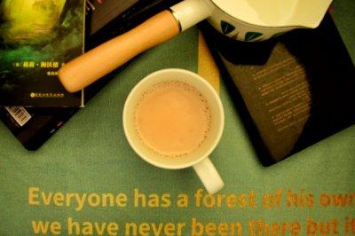 内蒙咸奶茶