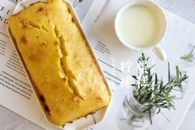 柠檬酸奶蛋糕