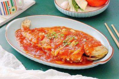 茄汁大黄鱼
