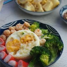 虾仁蟹棒鲜汤粉