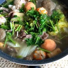 暖冬简易砂锅