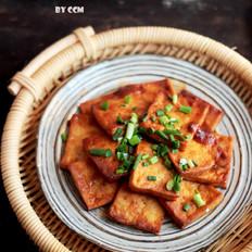 酸甜可口的茄汁豆腐