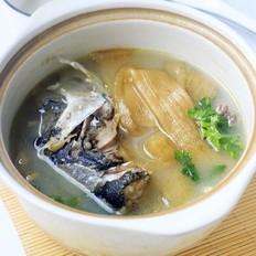鱼头苕粉煲