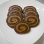 摩卡双色饼干