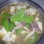 菌菇烧豆腐