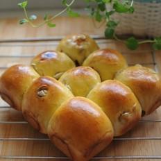 全麦蜂蜜葡萄干面包