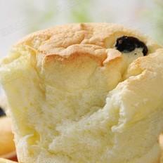 黑葡萄干牛奶小蛋糕