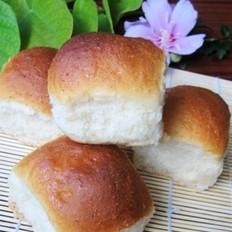 豆渣椰蓉面包