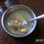 红萝卜鲫鱼汤
