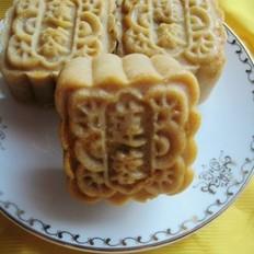 广式莲蓉肉松月饼