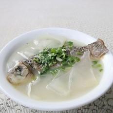 粉皮鲫鱼汤