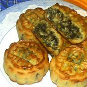 葡萄干果仁月饼