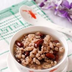 冰糖红芸豆薏米粥