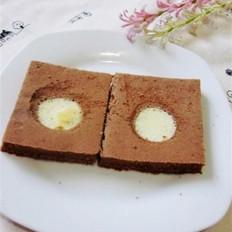 巧克力斑点蛋糕