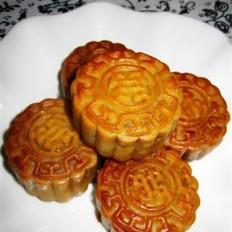 栗蓉蛋黄月饼