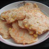 玉米土豆胡萝卜饼