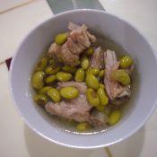 毛豆排骨汤