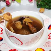 松茸瘦肉汤