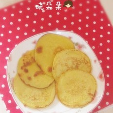 蜂蜜玉米饼
