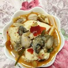 麻辣海蛎炖豆腐