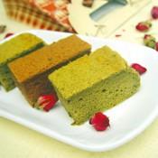 抹茶双色蛋糕