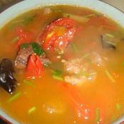 牛肉番茄汤