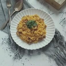 小米蒸牛肉