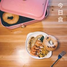 快手早餐系列~~高蛋白低卡早餐