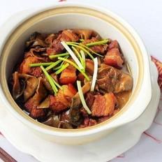 干扁豆红烧肉
