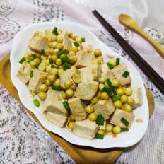 鸡头米烧豆腐