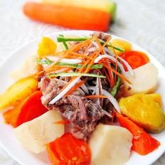 沙吾尔焖肉