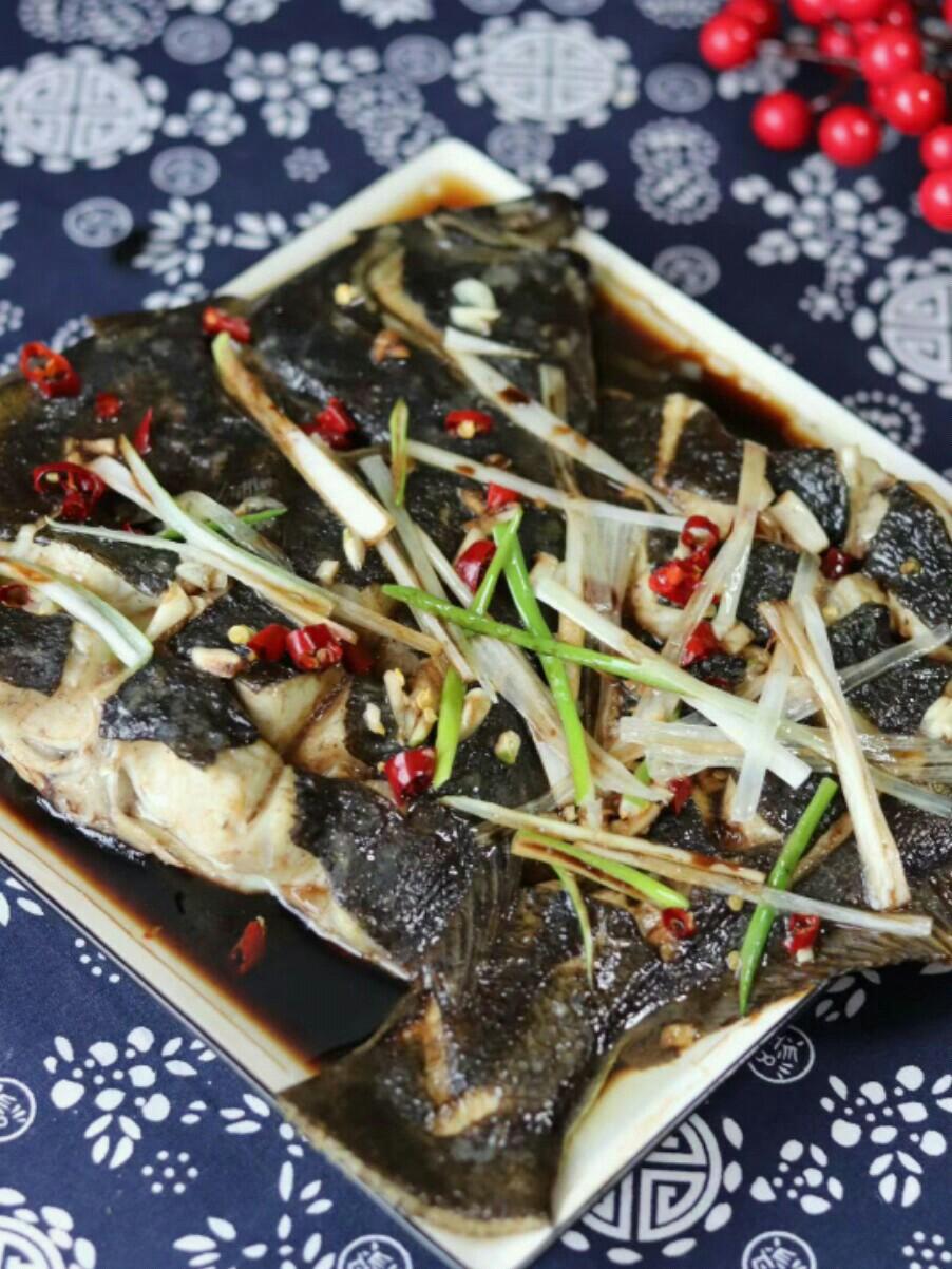 清蒸鸦片鱼