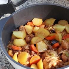 酱香土豆炖鸡