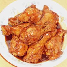 椒油酱香鸡翅根