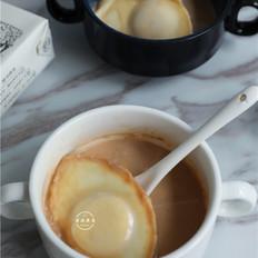 红糖牛奶蒸鸡蛋