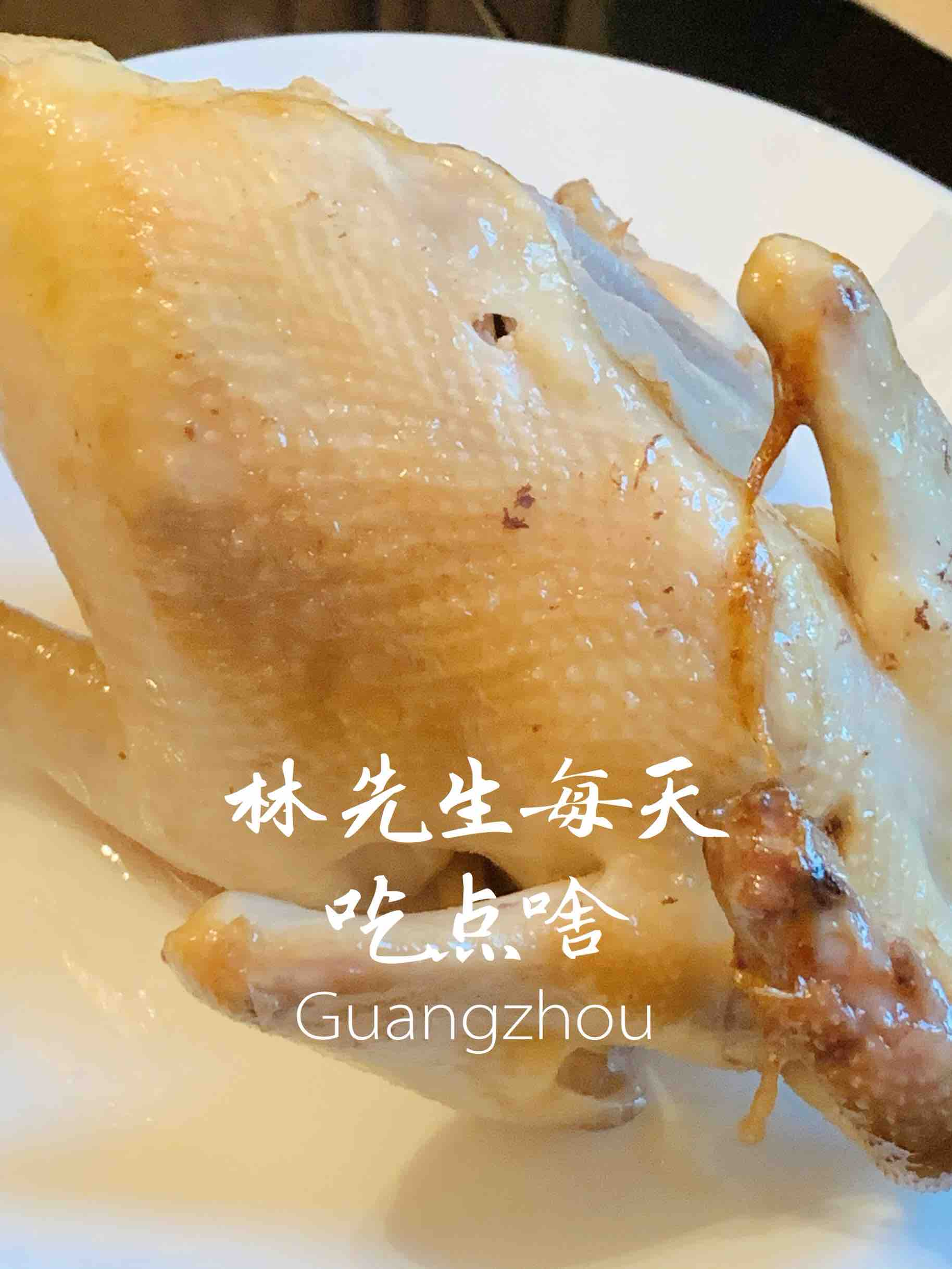 懒人系列-电饭煲盐�h鸡