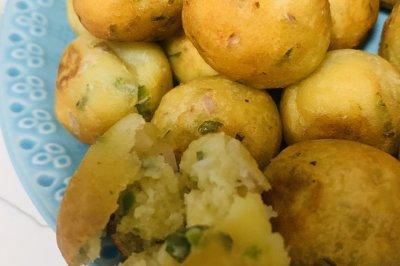 土豆泥小丸子