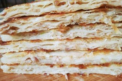 香河酥肉饼
