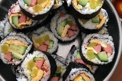 小小寿司卷