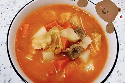 我最爱的罗宋汤