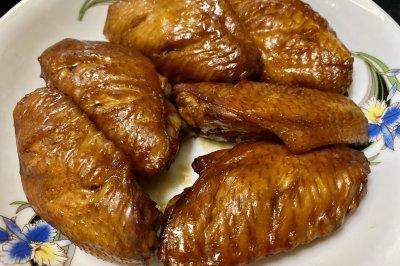初试烤箱菜之蜜汁烤鸡翅