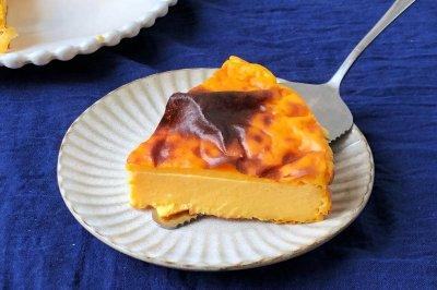 南瓜酸奶蛋糕