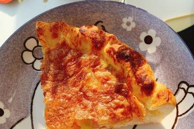 自己做披萨 有面饼的配方