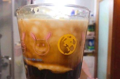黑糖珍珠牛乳 珍珠奶茶