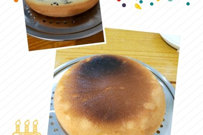 纯自制电饭锅蛋糕