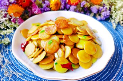 黄金小豆饼