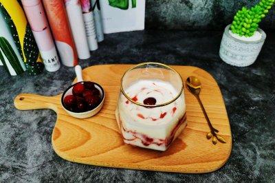 美国蔓越莓酸奶